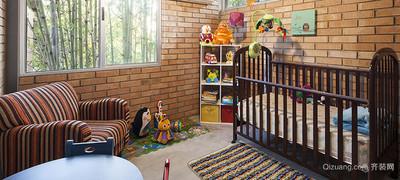 随州欧式儿童房装修效果图装修设计案例