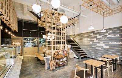 徐州西餐厅设计装修设计案例
