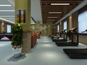 健身房装修设计案例