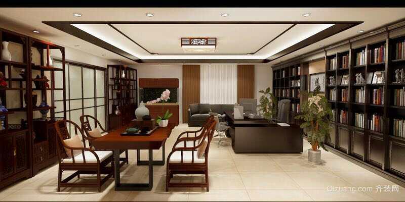 龙江风情小镇现代简约装修效果图实景图