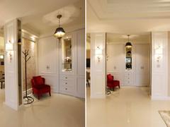 金色美式古典宅邸