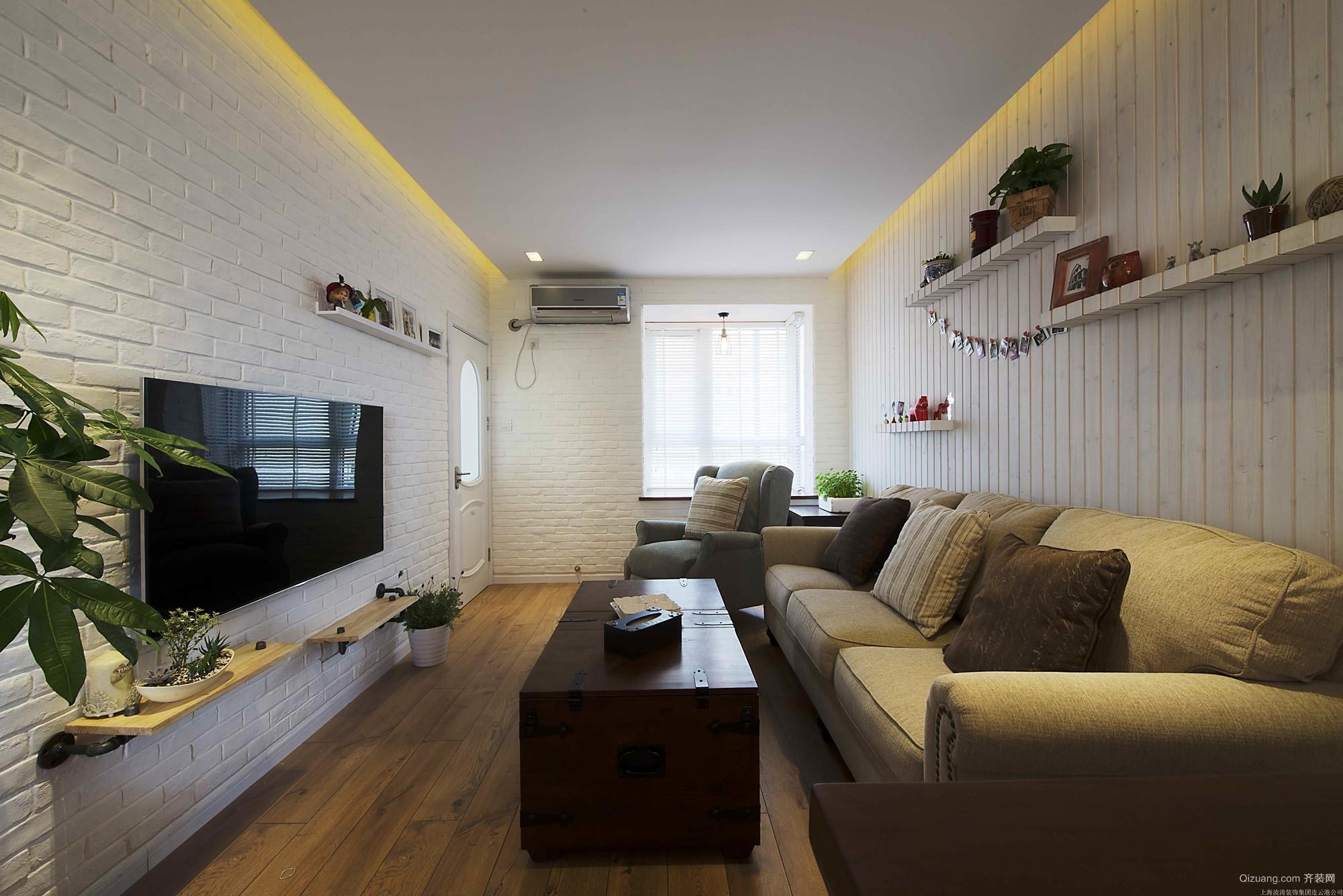 建院未来城地中海风格装修效果图实景图
