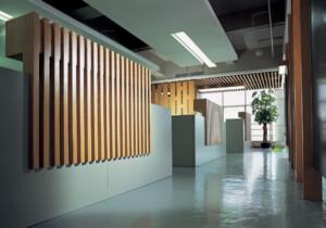 科技公司办公室装修