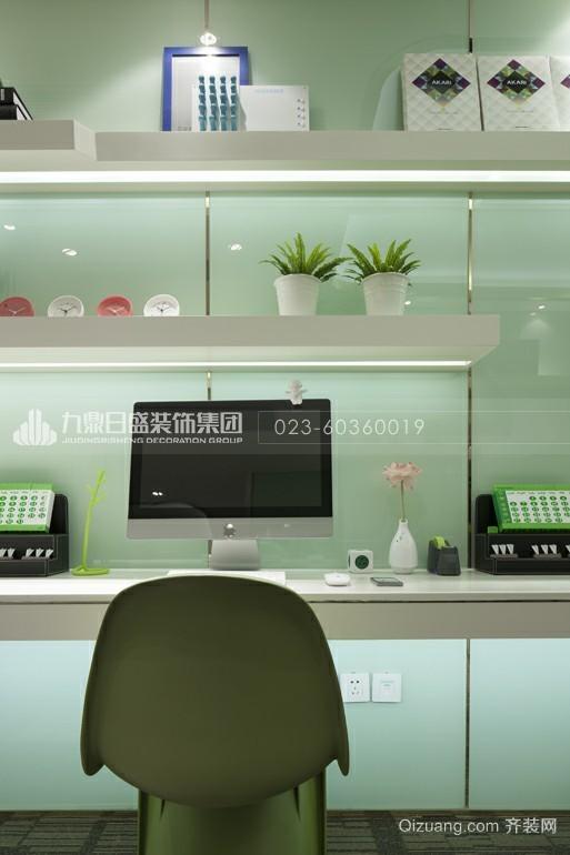 廣州綠地創匯國際-B现代简约装修效果图实景图