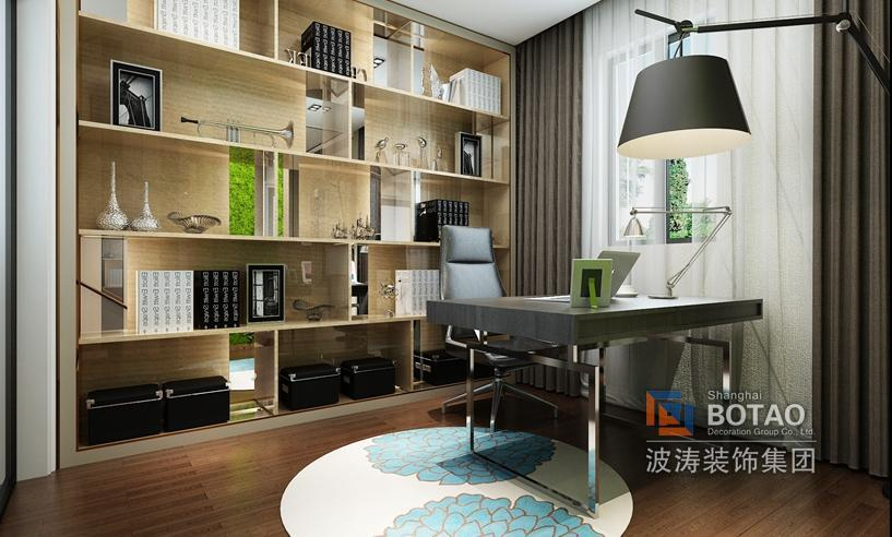南京·唐会悦雍轩现代简约装修效果图实景图