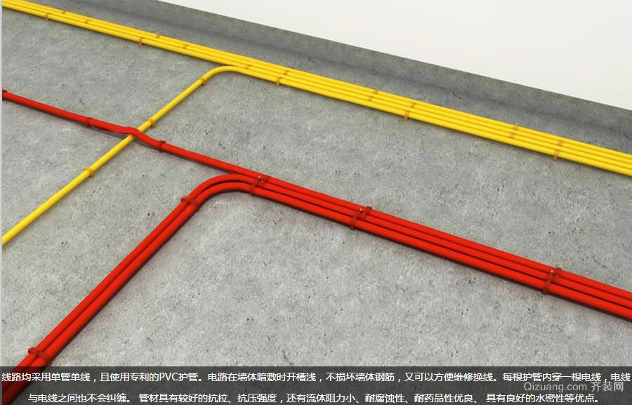 天山熙湖二期美式风格装修效果图实景图