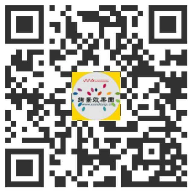 九江中航城115㎡普通户型现代简约装修案例