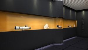 渤海气象科普展厅