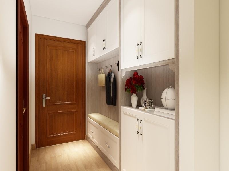 嘉年华国际公寓现代简约装修效果图