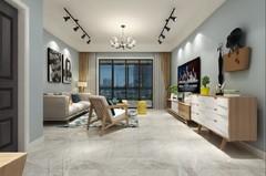 中式风格-帝景湾洋城