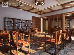 中式风格-夏溪私建房