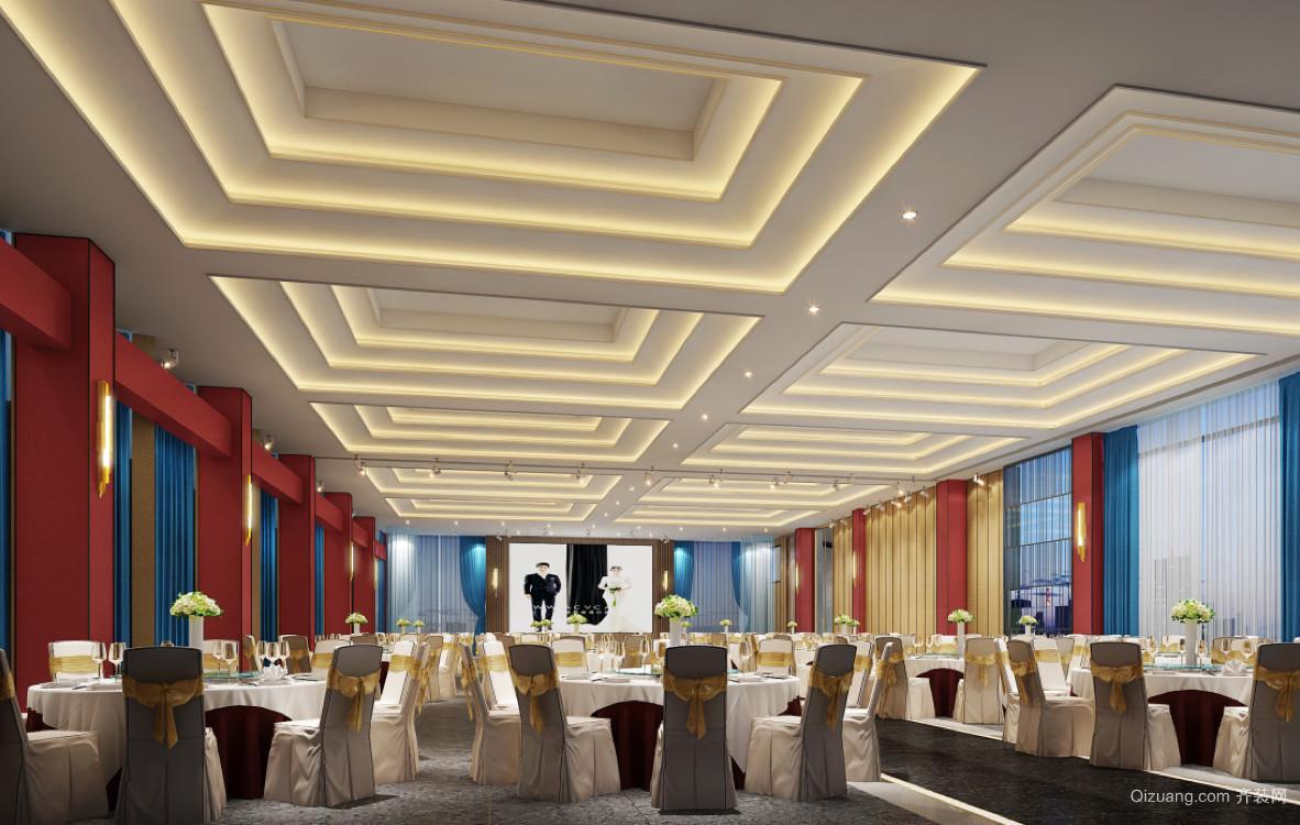 长沙东塘火宫殿其他装修效果图实景图