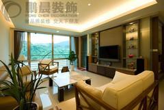 東方紅郡 118平(ping)新(xin)中式裝修效果圖
