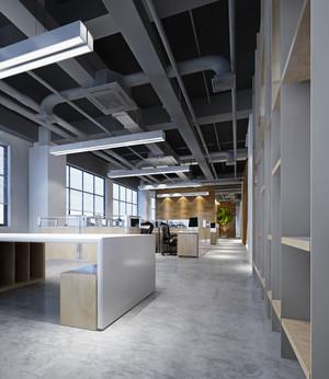 机器人制造公司办公室