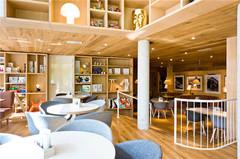 现代简约-咖啡馆
