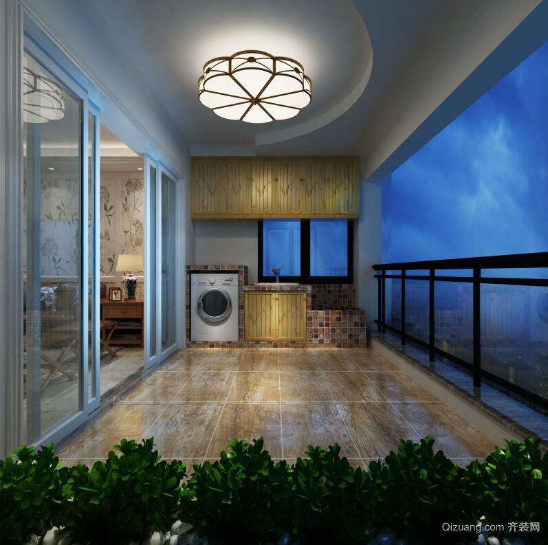 中海怡翠44栋3楼现代简约装修效果图实景图