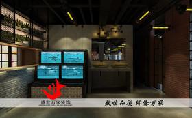 口水街火锅店