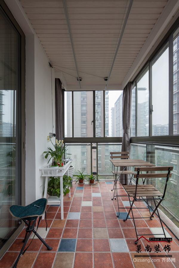 祥云公寓现代简约装修效果图实景图
