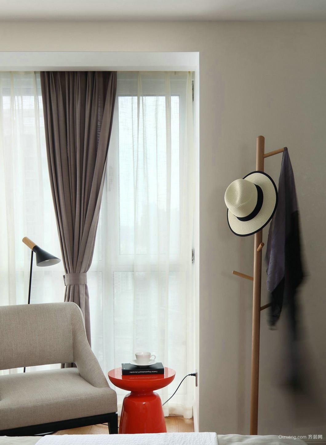 怀化世邦美住装饰--丰和园现代简约装修效果图实景图