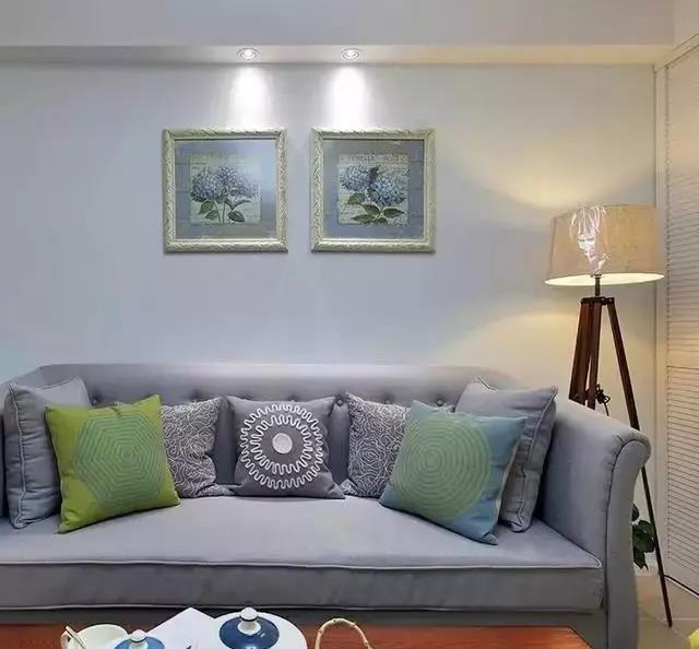 福星惠誉东湖城美式风格装修效果图实景图