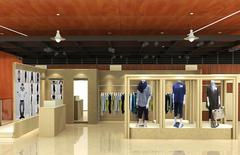 现代服装店设计