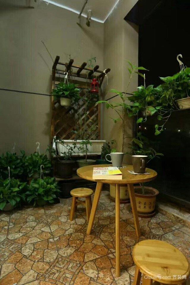 鹤林新城现代简约装修效果图实景图
