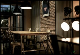 古城河咖啡厅
