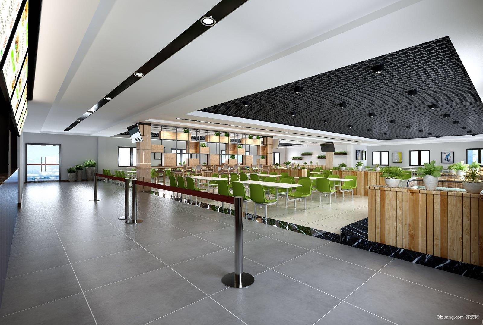 江西菲蓝生物工程有限公司混搭风格装修效果图实景图