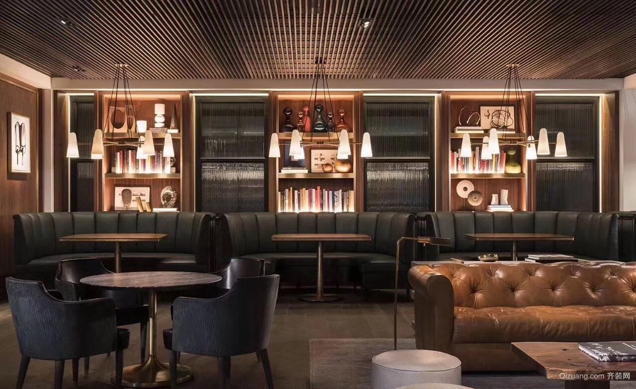 雅艺酒店现代简约装修效果图实景图