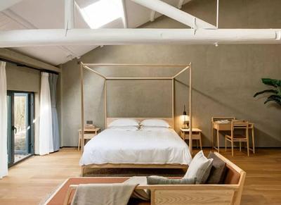 西安民宿设计装修设计案例