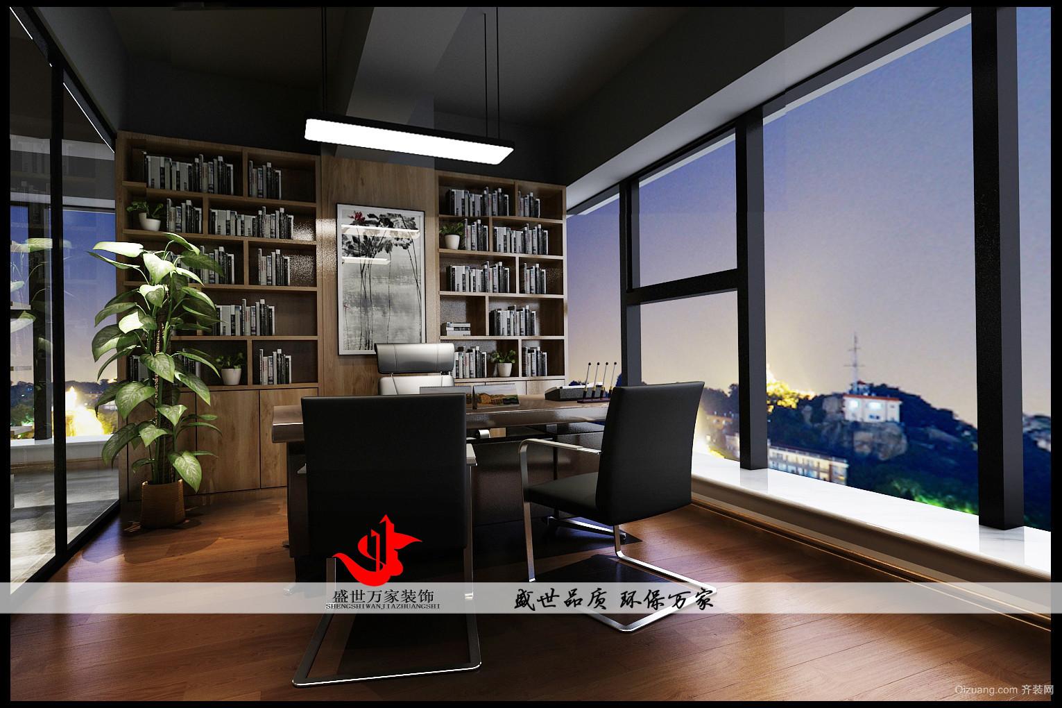 办公楼其他装修效果图实景图