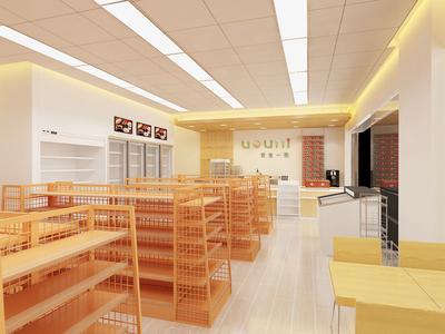 郑州便利店装修设计案例