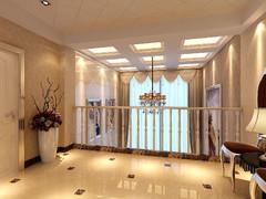 瑞尔国际复式楼