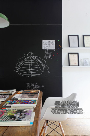 [云鼎装饰]万达广场写字楼公装效果