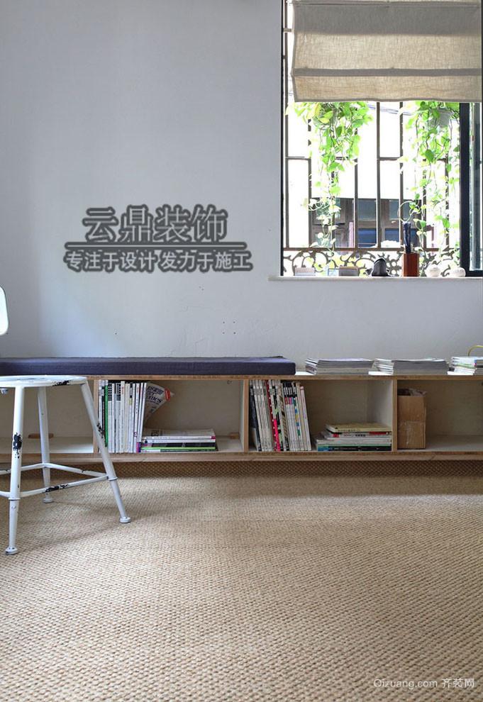 [云鼎装饰]万达广场写字楼公装效果现代简约装修效果图实景图