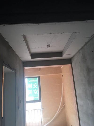 宝鸡工地吊顶施工装修设计案例