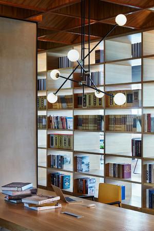 图书馆式办公