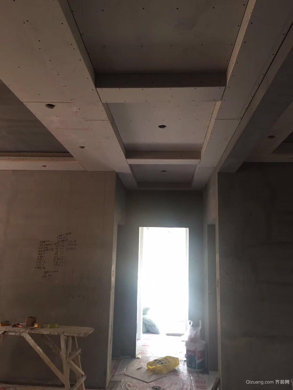 紫城·秦皇半岛欧式风格装修效果图实景图