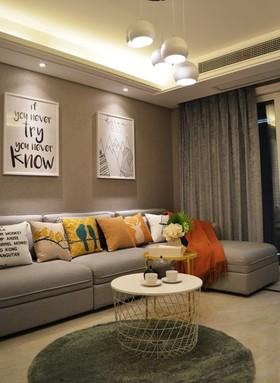 106平温暖现代风 文艺范舒适空间