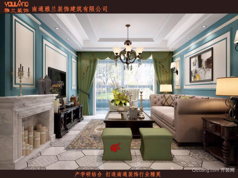 中海上林院其他装修效果图实景图