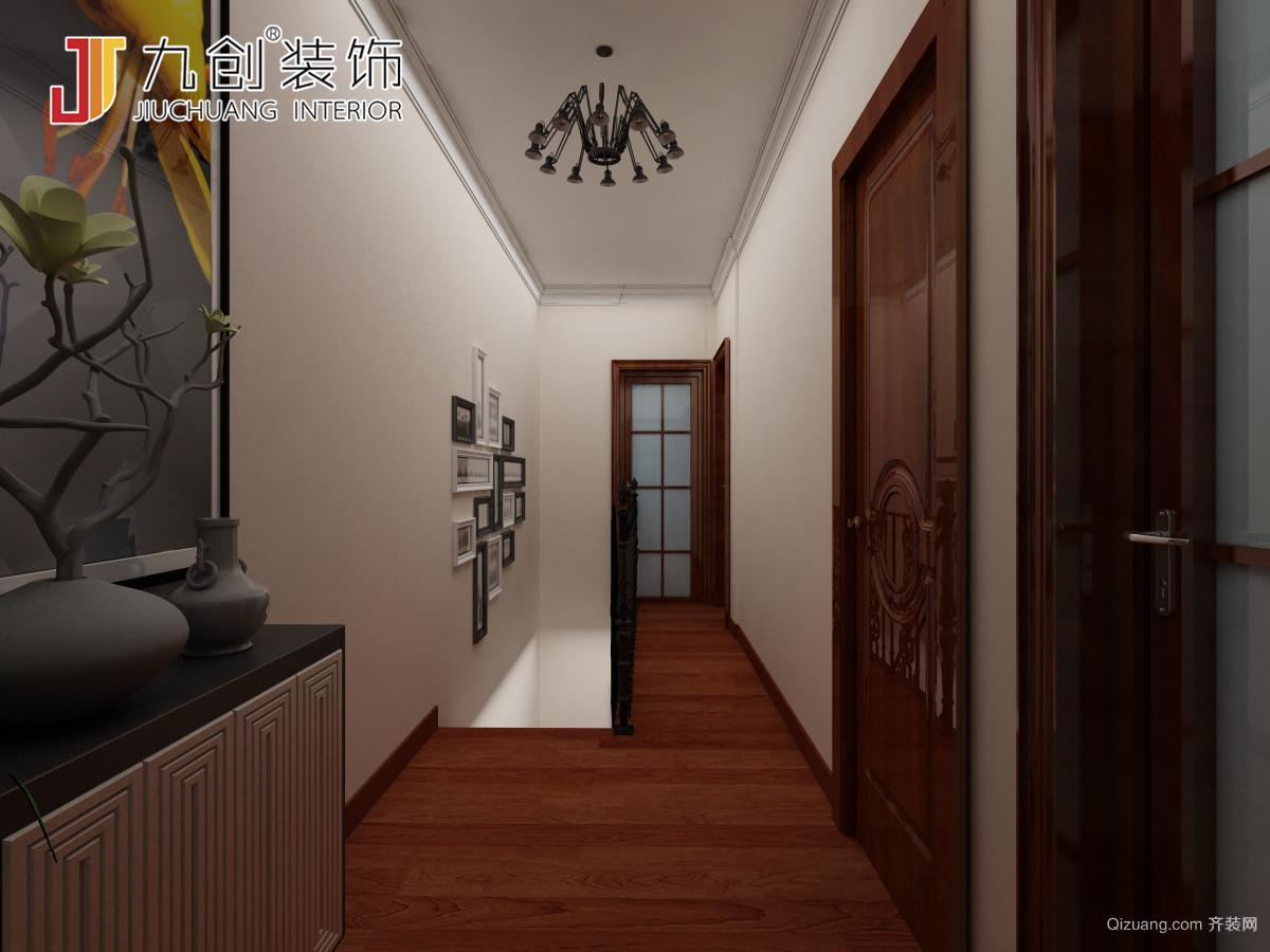 恒弘城混搭风格装修效果图实景图