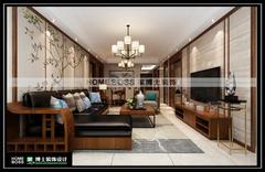 中式风格-金新城首府