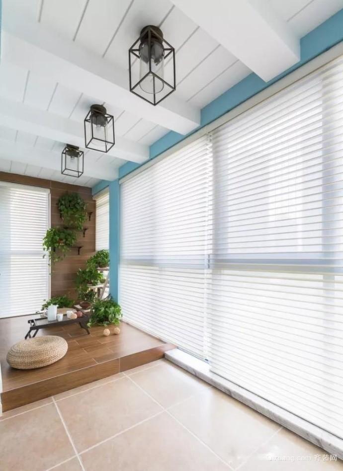 小平岛美式风格装修效果图实景图