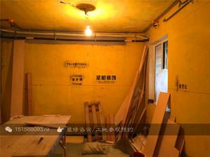官河锦庭-木工阶段