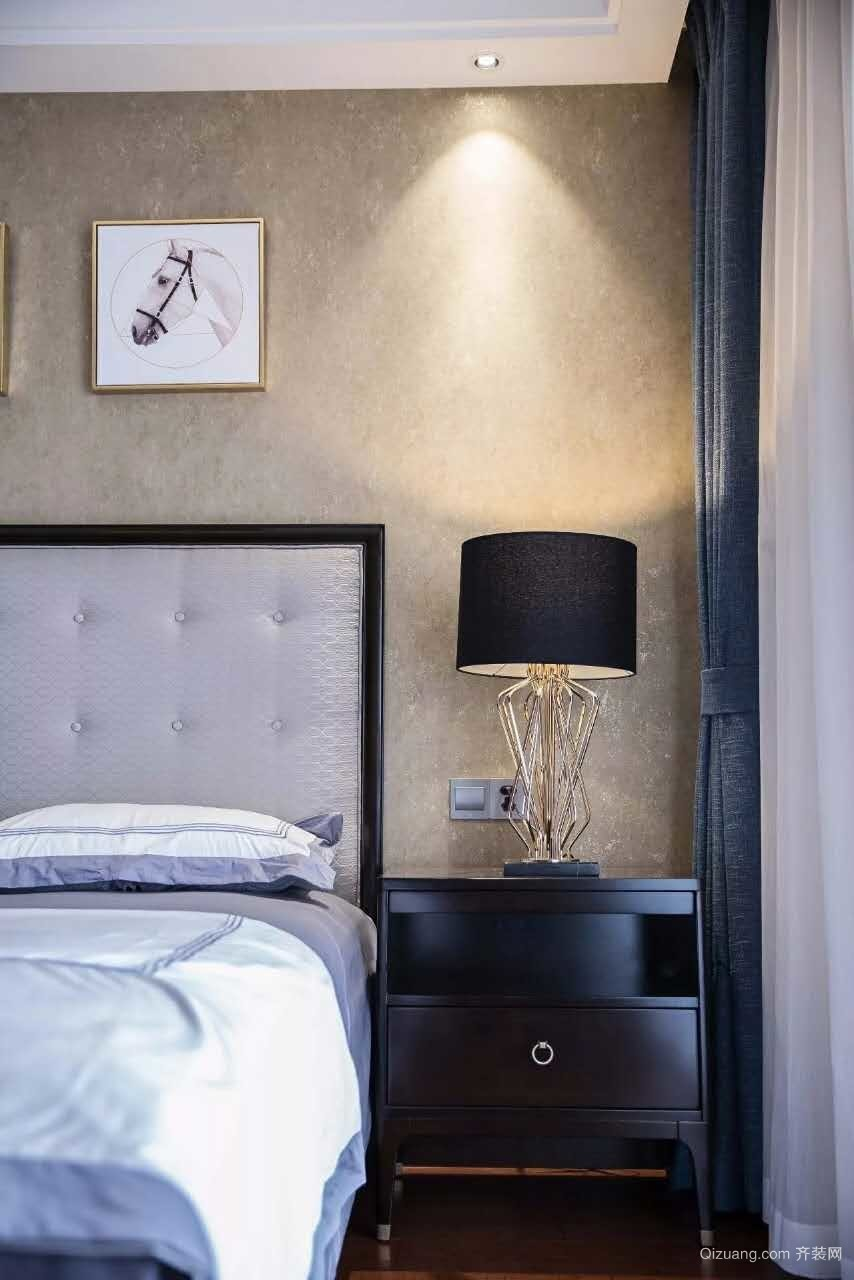 天伦时代广场中式风格装修效果图实景图