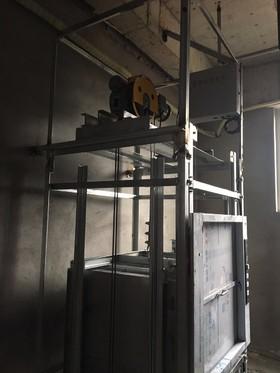 书香半岛运菜升降电梯