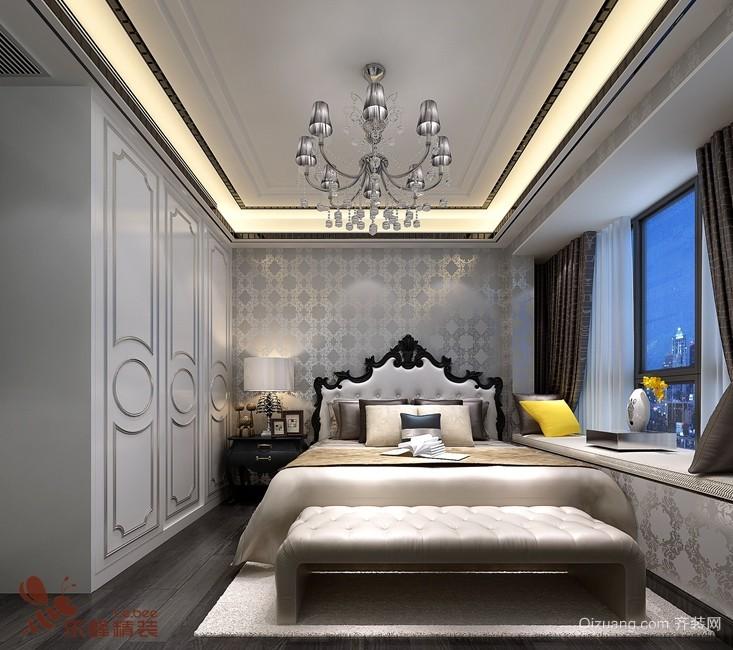 海印长城现代简约装修效果图实景图