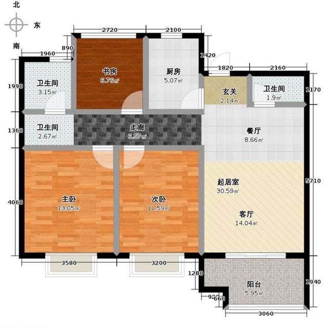 宋都香悦郡图3