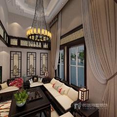 中式风格-依水和墅