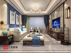 中式风格-北京龙湖时代天街